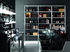 italian bar furniture. Italian Bar Furniture Design - Model ALUKUADRO
