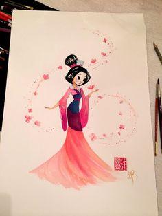 ♥ The Art of Liana Hee ♥