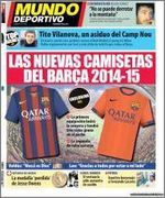 DescargarMundo Deportivo - 13 Noviembre 2013 - PDF - IPAD - ESPAÑOL - HQ