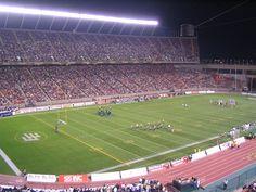Commonwealth Stadium, Edmonton, Alberta, Canada