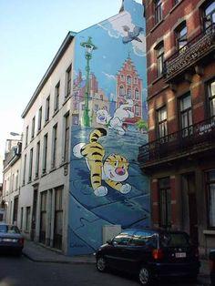 Street Art in Bruxelles