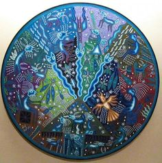 Shamans in the Americas live in a world where the Creator is not separate from…