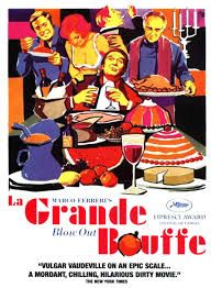 La grande bouffe [Vídeo-DVD] / Marco Ferreri