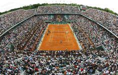 Central Roland Garros