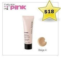 Mary Kay TimeWise LuminousWear Liquid Foundation for NormalDry Skin Beige 4 ** You can find more details by visiting the image link.