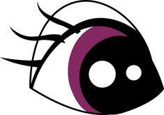 Ojo Morado para Decoración de Dinosaurios. Más fotografías dando clic a la imagen. Symbols, Letters, Art, Dinosaur Decorations, Eyes, Art Background, Icons, Kunst, Letter