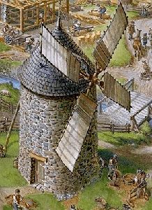 Wind Power in New France