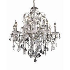Found it at Wayfair - St. Francis 12 Light Chandelier