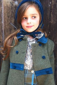 "Oscar de la Renta Launches Childrenswear Blog ""George"