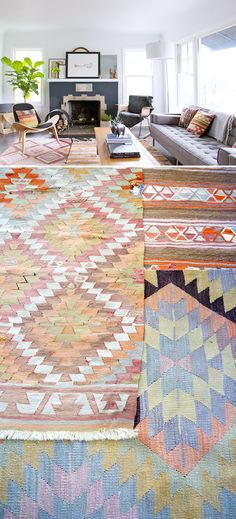 Tribal Rugs @ Indeed Decor