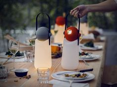 camping lamp design
