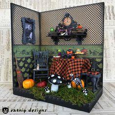artistic catnip: Halloween in Wonderland...
