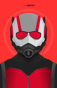 Ant-Man by Creator Jake Kontou