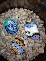 food painted rocks - Yahoo Image Search Results