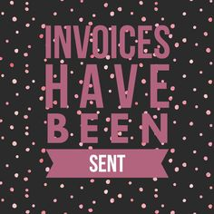 lularoe invoices have been sent