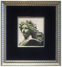 Custom framing example