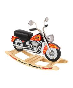 KidKraft Harley Davidson Roaring Rocker | Daily deals for moms, babies and kids