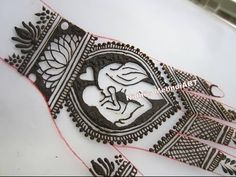 YouTube #mothers #day #special #henna #mehndi #design tutorial