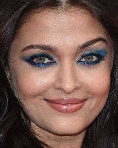 The Queen of Close-ups 💙. Actress Aishwarya Rai, Aishwarya Rai Bachchan, Miss World, Loreal Paris, Cannes Film Festival, Photography Women, Bollywood Fashion, Lady, Close Up