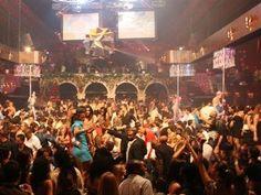 Mansion Nightclub, Miami Beach