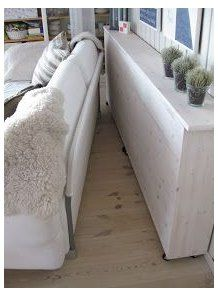 21 trendy ideas for living room table behind couch window Shelf Behind Couch, Behind Sofa Table, Window Behind Bed, Living Room Sofa, Home Living Room, Living Room Decor, Couch Storage, Diy Sofa Table, Diy Home Decor