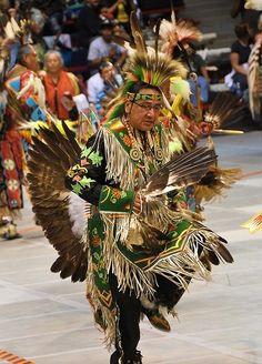 fancy dancer El Paso