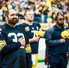 LOVE OF COUNTRY, LOVE OF FOOTBALL, FRANCO, BEN, & COACH TOMLIN