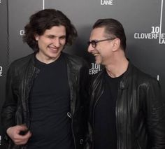 Dave and his son James Rogers-Gahan, NY March 2016