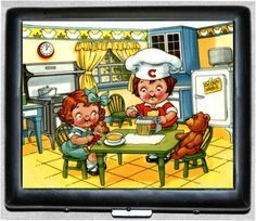 campbell soup dolls - Google Search