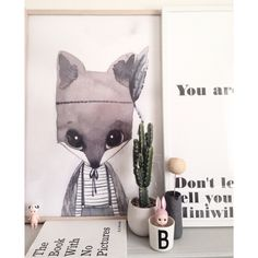 Good things are coming! Little Eric is happy in his new home - thank you @mrsmighetto! #hellolittlebirdie #mrsmighetto #interiorstylistforkids #interiordesigner #kidsrooms #kidsdecor #walldecor #poster #print #cactus #sonnyangel #rabbit #nursery #girlsroom