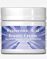 Buy Hyaluronic Acid Beauty Cream 4 oz Cream & other Facial Moisturizers products. Hyaluronic Acid Cream can help your skin maintain its firmness and elasticity, giving you a youthful-looking, healthy glow. Hyaluronic Acid Cream, Hyaluronic Acid Moisturizer, Retinol Cream, Skin Toner, Beauty Cream, Skin Cream, Even Skin Tone Cream, Best Anti Aging, Pride
