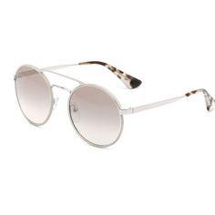 43ee567f1a4ff Óculos de Sol Prada Cinema Feminino PR51SS-UFH4O0  Safira  SafiraOnline   ÉPraVocê