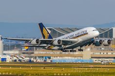 Photo of Airbus - FlightAware Airbus A380, Spacecraft, Airplane, Planes, Aircraft, Private Jets, Plane, Airplanes, Aviation
