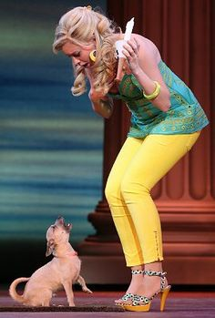 Legally Blonde the Musical Costumes | Legally Blonde the Musical at Seattle 5th Avenue Theatre - Photo: Joan ...