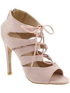 e970c7673cf913 Neutral sandals— Michael Antonio Jacqueline