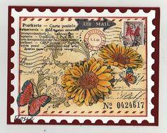 Rosie's Bastelwelt: Mail Art