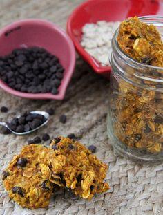 5-Ingredient Oatmeal Cookies (Gluten Free & Vegan!)