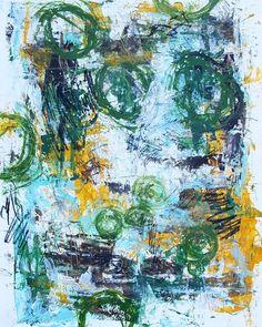 A 18x24 Heavy weight paper abstract. $125 . . . . . #abstractwalldecor #abstractart #abstract #abstractwallart #walldecor #wallart…