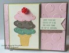 Sneak Peek Stampin'Up! 2015-2016 Catalog, Sprinkles of Life Stamp Set, Tree Builder Punch, Mint Macaron, Tip Top Taupe, Banner Triple Punch