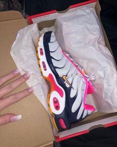 sneakers for women Cute Sneakers, Shoes Sneakers, Tn Nike, Fly Shoes, Baskets, Hype Shoes, Fresh Shoes, Sneaker Heels, Custom Shoes