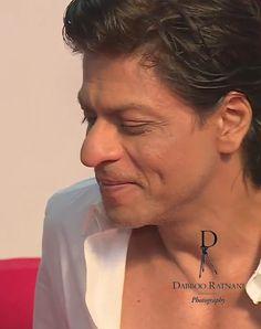 Shah Rukh Khan. SRK. Shahrukh Khan. - Pic by Dabboo Ratnani.