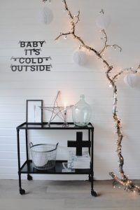 Zo breng je de kerstsfeer in huis zónder kerstboom! - I Love My Interior