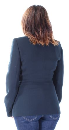 675576213c Tahari  179 Womens New 7999 Black Blazer Wear to Work Jacket 4 B B   Find  out more about the great product at the image link. (This is an affiliate  link)