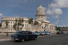 Centro Habana; Cuba; El Capitolio; Havana