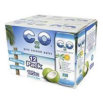 C2O Pure Coconut Water (17.5 fl. oz., 12 ct.)