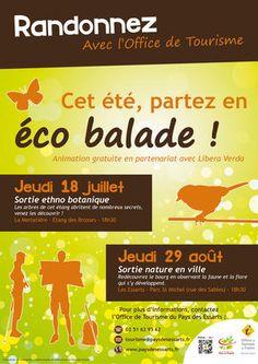Eco balade : Sortie ethno botanique. Le jeudi 18 juillet 2013 aux Essarts.  18H30
