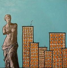 venus in the city
