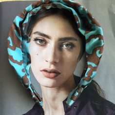 Rachel Weissman Wide Silk Headband Lovely print!  Won't pinch! Rachel Weissman Accessories Hair Accessories