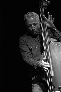Jimmy Sutton, a very cool cat and one of the many reasons I want to learn upright bass.