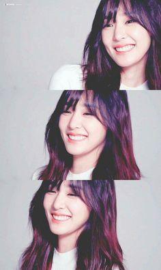 Ah that charming eye smile :-)